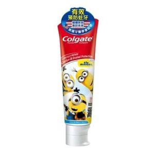 高露潔防蛀含氟兒童牙膏