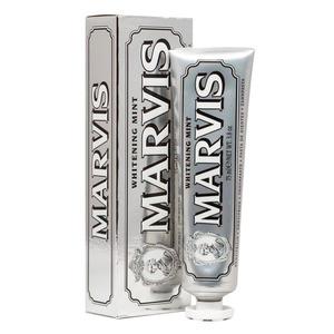 【MARVIS】亮白薄荷牙膏(銀色)75ml