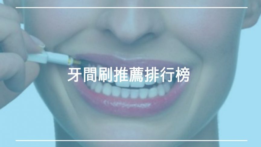 牙間刷推薦排行榜
