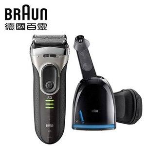 BRAUN德國百靈 三鋒系列電鬍刀 3090cc