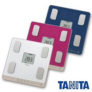 TANITA 七合一體組成計 BC-758(強化玻璃款)