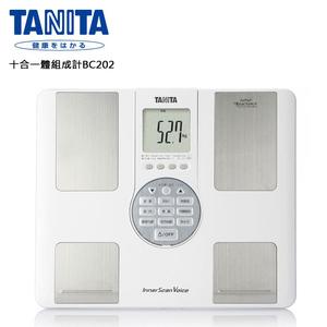 TANITA 十合一語音體組成計 BC202