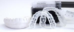 居家牙齒美白牙托製作
