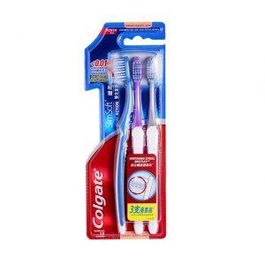 Colgate 高露潔纖柔雙效潔淨牙刷