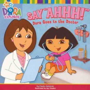 Dora Goes to the Dentist 朵拉去看牙醫