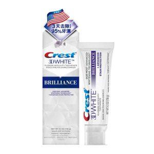 美國 CREST Crest 3DWhite專業鑽白牙膏