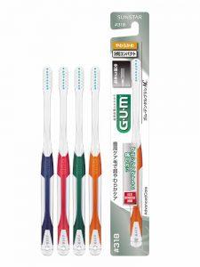 GUM牙周護理牙刷-超彈力極細毛