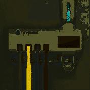 美國PURETTA太陽能紫外線消毒牙刷收納架
