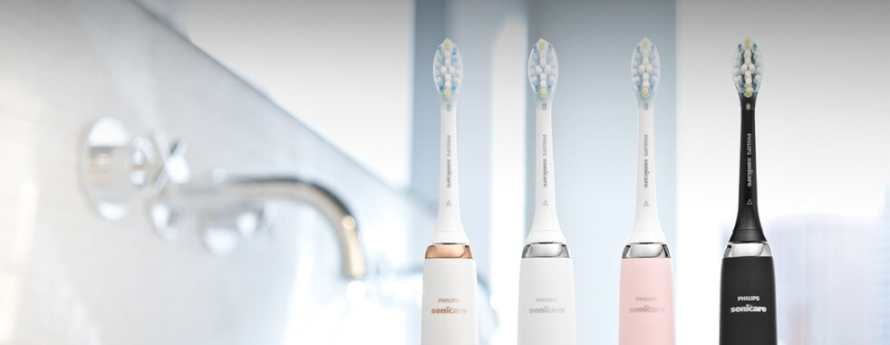 飛利浦電動牙刷比較
