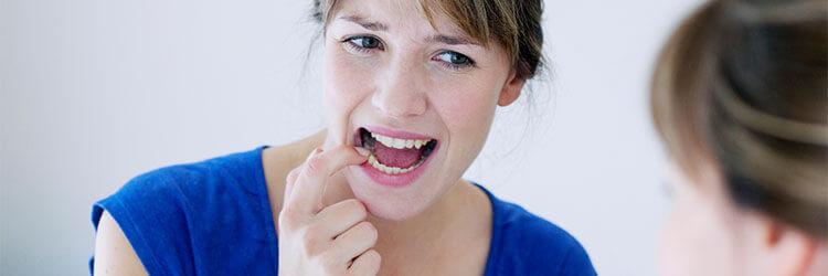 牙痛的解決方法