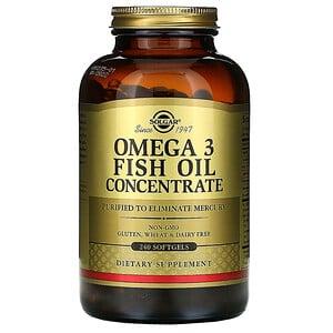 【Solgar】Omega-3 EPA+DHA